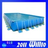 0.86mm PVC Metal Frame Swimming Pool WT-F6410
