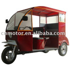 Electric Trike (1000W, 4-Seater)