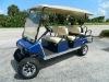 Electric Club Car 6 Passenger Golf Cart