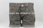 Kid's y/d cotton shorts