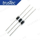 1n4001 throught hole rectifier diode used for toy