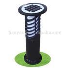 Solar lawn lamps
