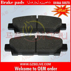 Brake pads car 04466-50070 for TOYOTA LEXUS LS400 UCF10