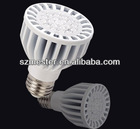 par20 led par lights 7W UL/cUL dimmable 500lm