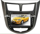 Special Car DVD Player for HYUNDAI VERNA series
