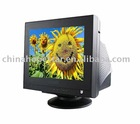 cheap 15 inch crt monitor/ 15 inch crt display