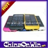 2600mAh Universal Portable solar charger for mp3 mp4 mobile phone pda