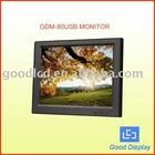 8'' USB monitor