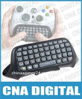 Smart Communicate Controller Keyboard for Xbox 360 - Black