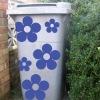 wheelie bin sticker