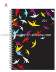 A6 Day a Page Diary book