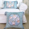 Cameroon style decorative cotton / polyester cushions