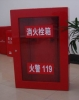 frp fire extinguisher cabinet, fire box, fire fighting cabinet