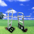 aluminium luggage hand trolley