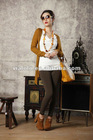 long sleeve lady clothing for summer