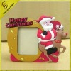 X'am Santa Clause promotional photo frame