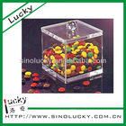 high quality Acrylic candy box