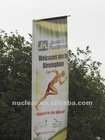 advertising banner flags