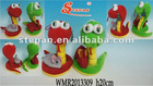 WMR2013309 Stuffed Cute Plush Animal Snake Toy
