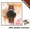 China Wholesale Fashion Newest and Hotsale PU leather Watch