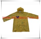 #FGKC091 kids raincoat pvc rainwear