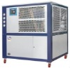water cooled cased industrial water chiller
