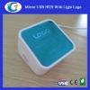 Lights USB HUB Mirror Surface