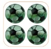 High bounce glitter water ball toy balls