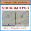 19pcs 80*80mm BGA Stencils For PS3 and XBOX360 BGA Stencils