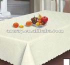 jacquard tablecloth