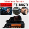 Cheapest yeasu uhf fm mobile radio (FT-1807)
