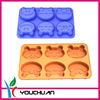 Silicone Cake Mold mould Muffin Cups Ice cube tray