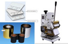 HM-90A Manual tipper machines(Hot stamping machines)