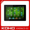9.7 inch 1GB RAM Tablet PC Android 4.0 /Hot sale