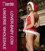 Sexy Christmas Santa Babydoll lingerie