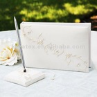 2012 NEW STYLE WHITE GUEST BOOK