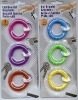 Multi-function key chain string bracelet