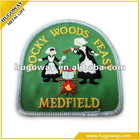 cartoon embroidery patch for clothes