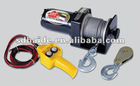 12v electric winch small electric winch