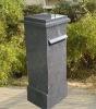 limestone letter box