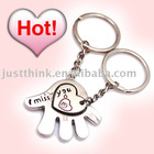 fashion alloy Metal Keychain