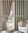 hotel ready made curtain and blackout curtain