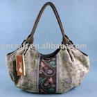 ladies' handbag hand embroidery handicraft fashion bag