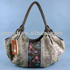 ladies' handbag hand embroidery handicraft fashion bag