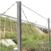 Safe wire fencing made from barbed wire