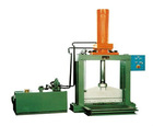 Single knife type hydraulic rubber cutter in qingdao