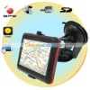4.3 Inch Portable TFT Touch Screen GPS Navigator with Multimedia Player