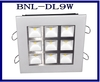 LED 9w Grill ceiling light