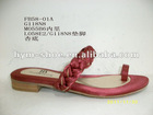 2012 ladies wholesale sandal and slipper shoe