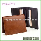 Leather Card Holder Brand Name